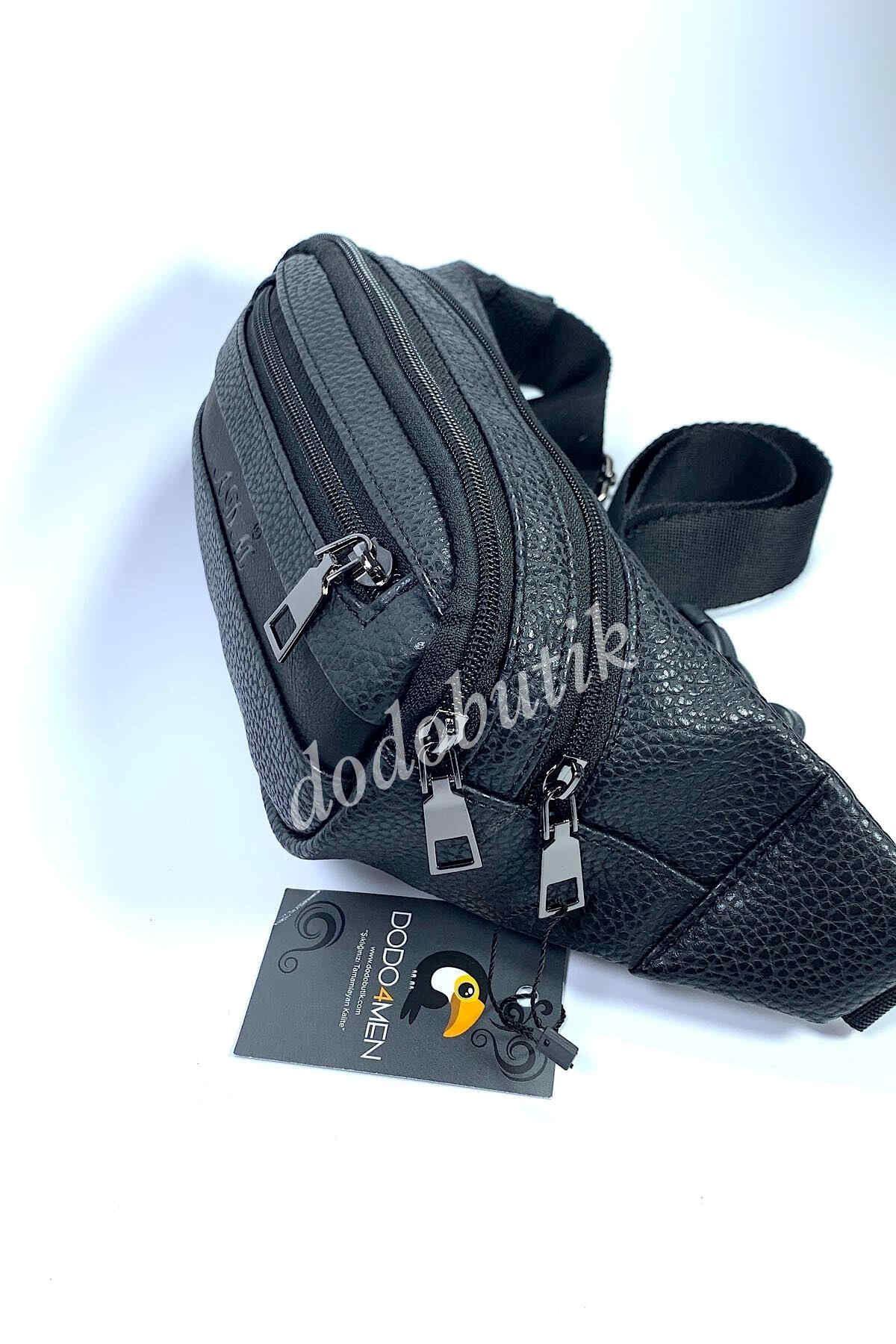 Siyah Bel Çantası DD2020
